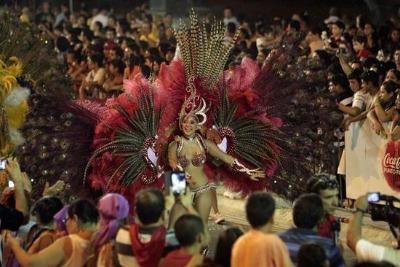 CARNAVAL EN RIO DE JANEIRO 08 DÍAS