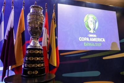 COPA AMERICA 2019 BRASIL